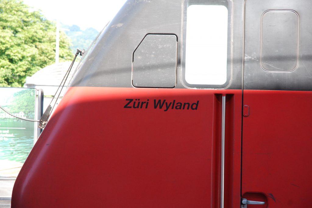 Namen Züri Wyland