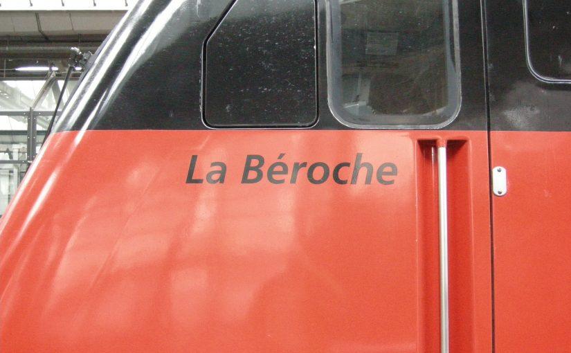 Namen La Béroche