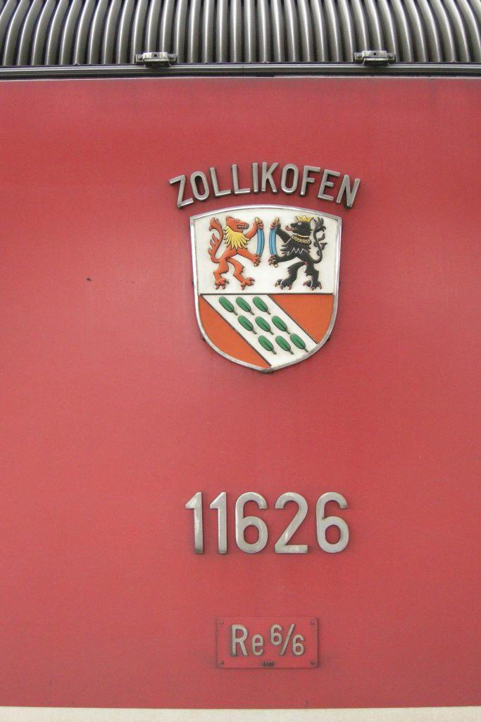 Wappen Zollikofen
