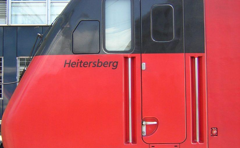 Namen Heitersberg
