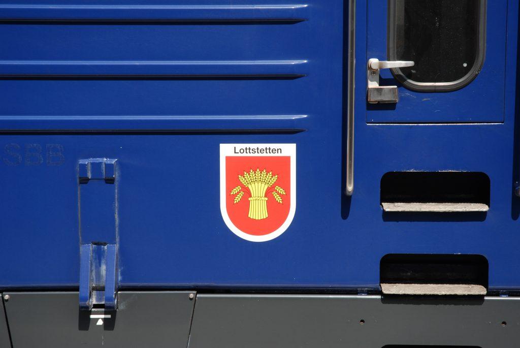 Wappen Lottstetten