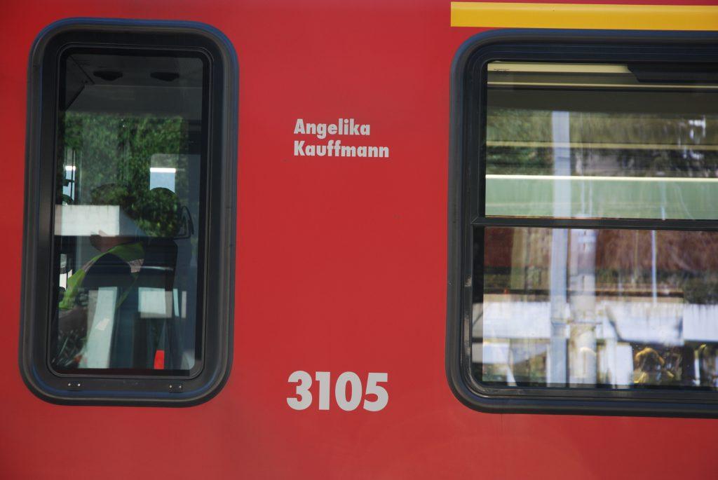 Namen Angelika Kauffmann
