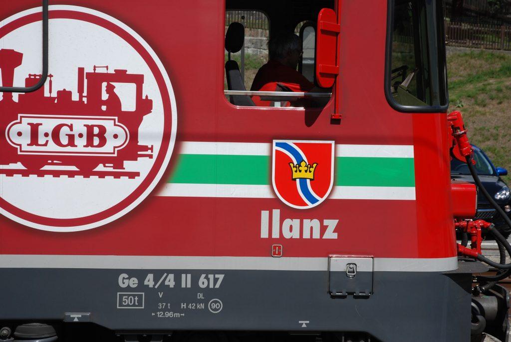 Wappen Ilanz