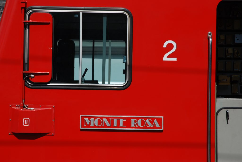 Namen Monte Rosa