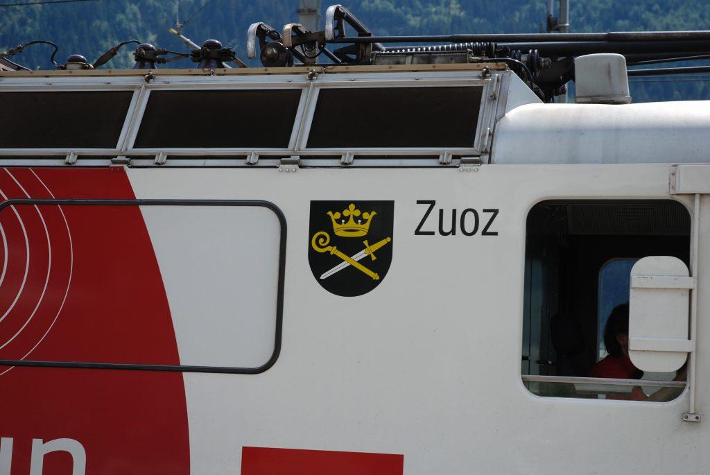Wappen Zuoz