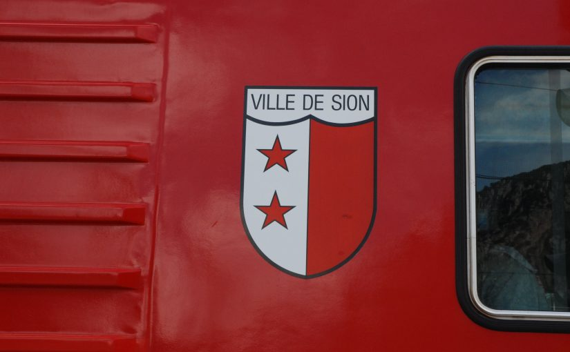 Wappen Ville de Sion