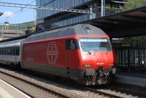 Re 460 107