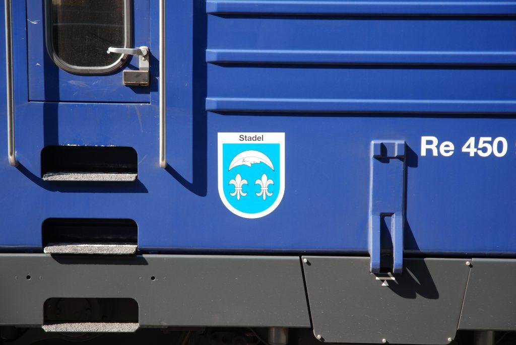 Wappen Stadel