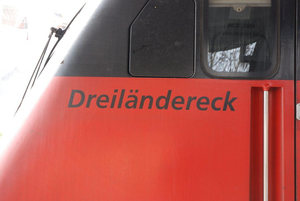 Namen Dreiländereck