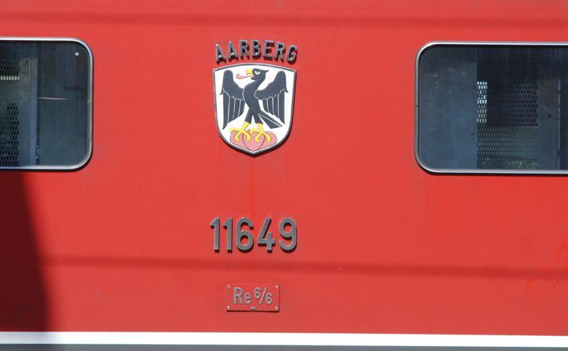 Wappen Aarberg