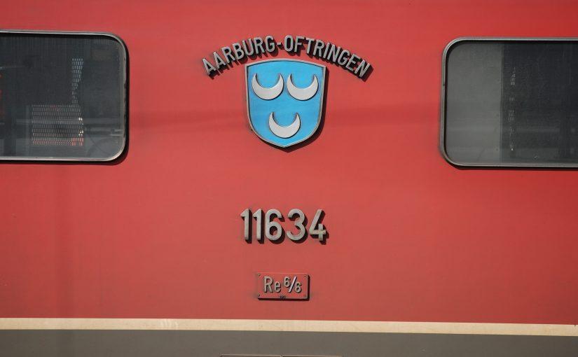 Wappen Oftringen
