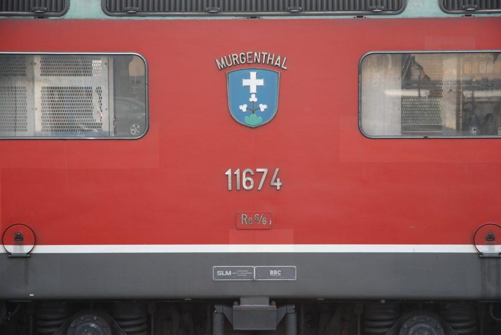 Wappen Murgenthal