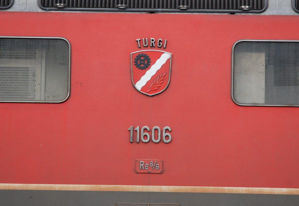 Wappen Turgi