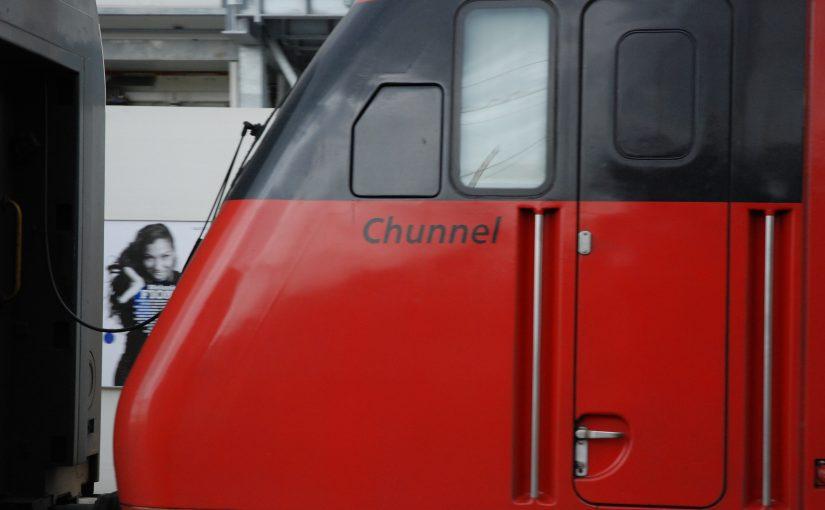 Namen Chunnel