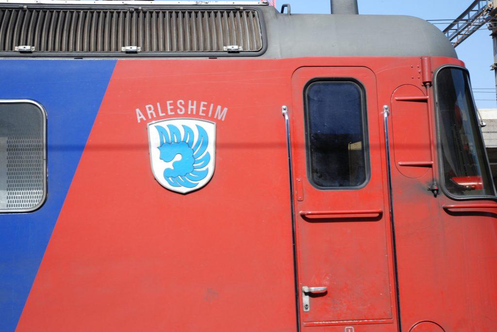 Wappen Arlesheim