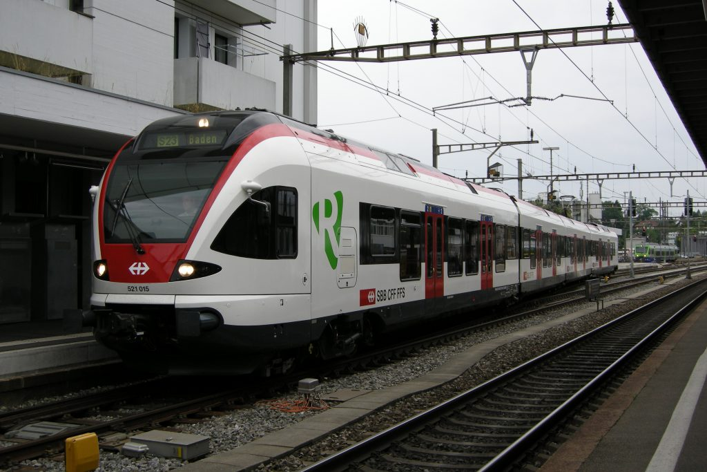 RABe 521 015