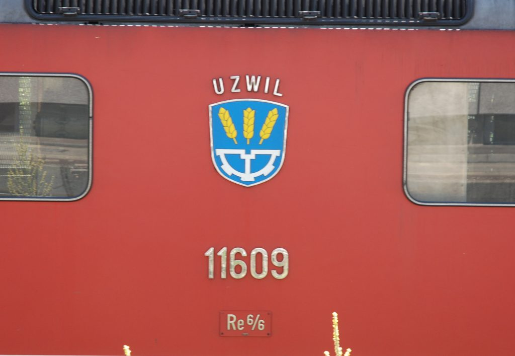 Wappen Uzwil