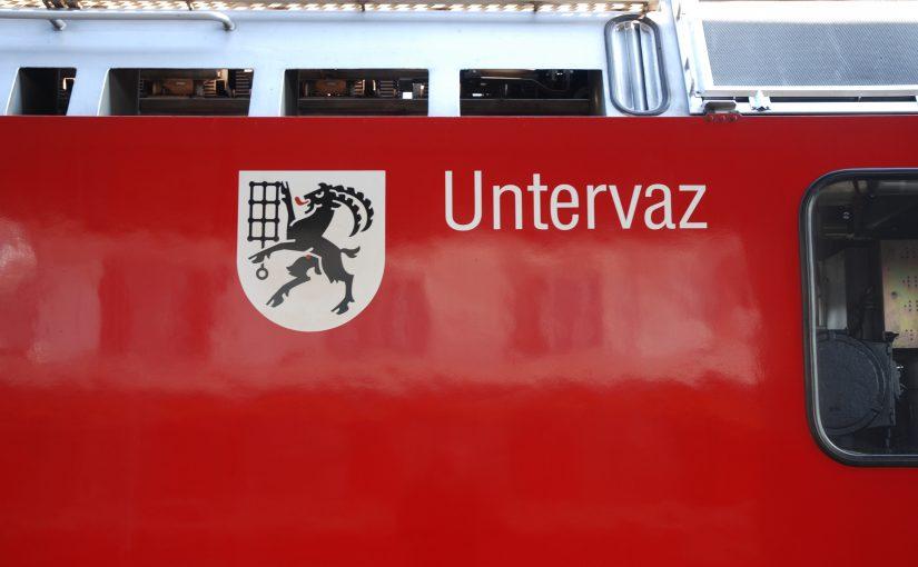 Wappen Untervaz