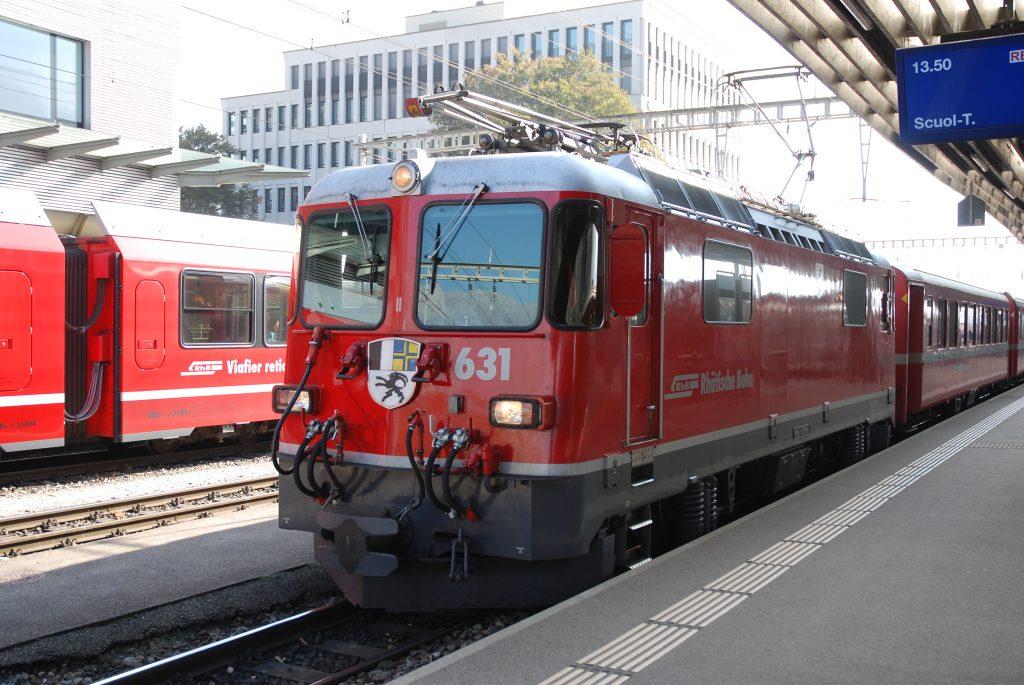 Ge 4/4 II 631
