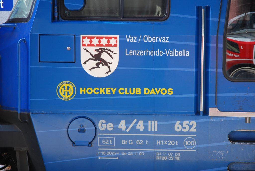 Wappen Vaz/Obervaz - Lenzerheide-Valbella