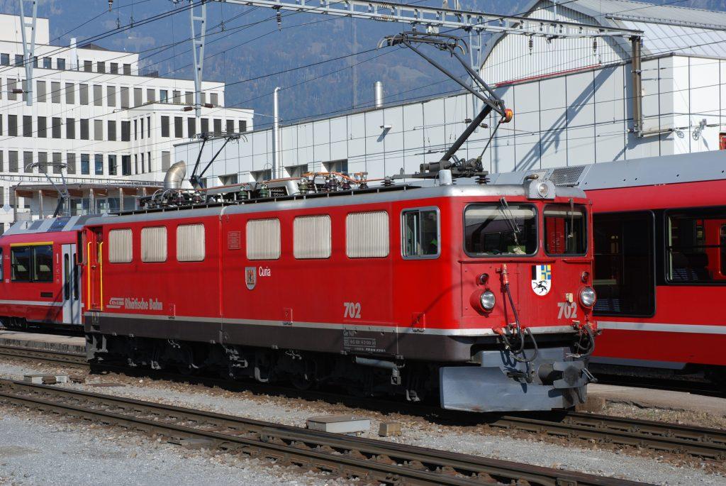 Ge 6/6 II 702