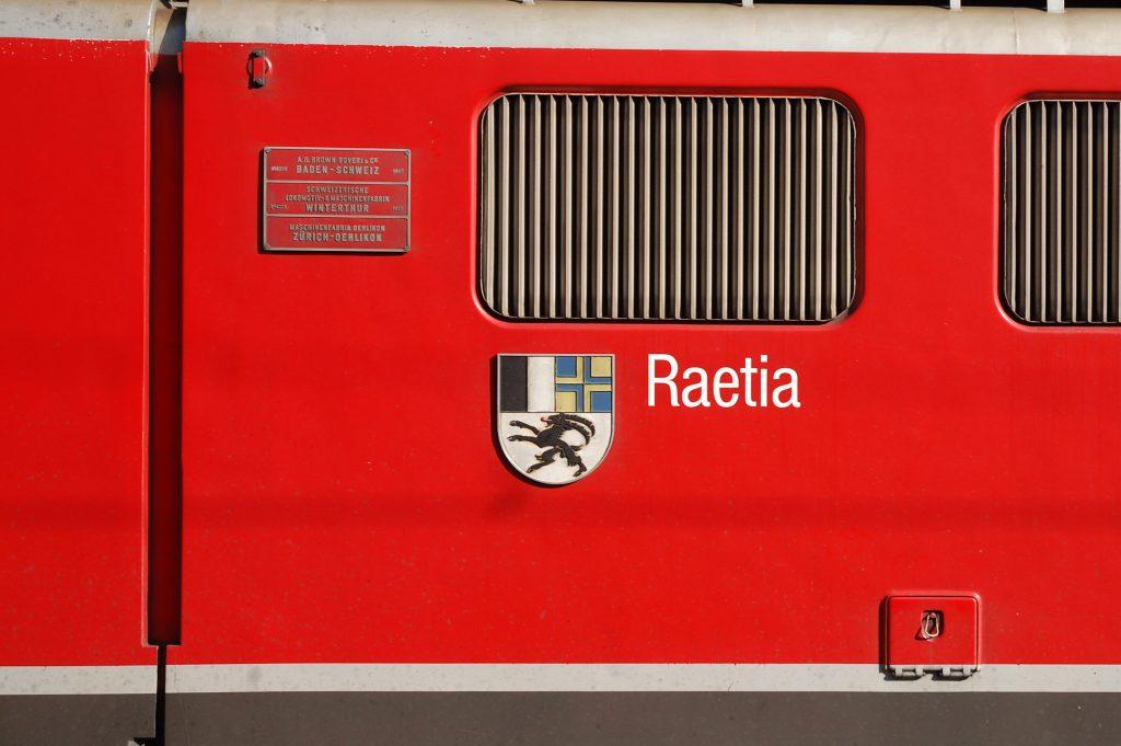 Wappen Raetia