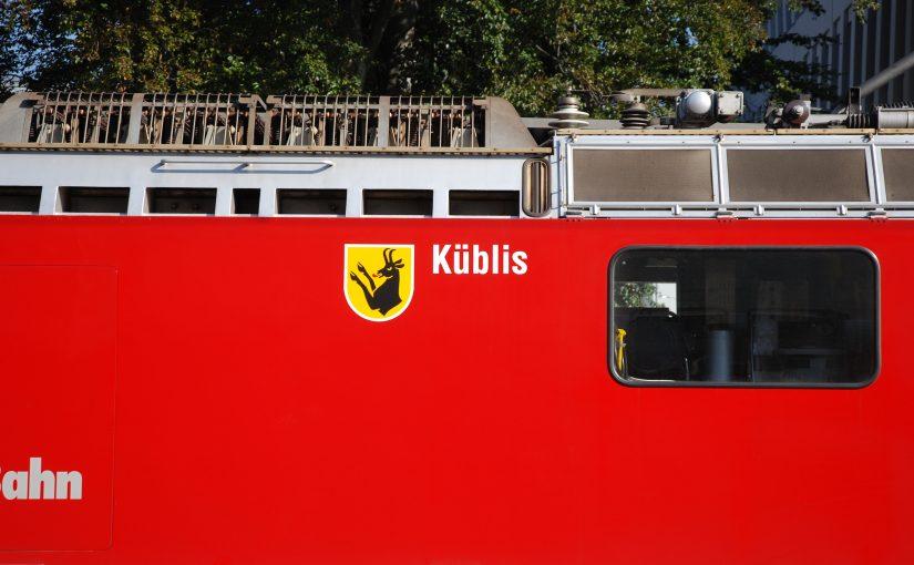 Wappen Küblis