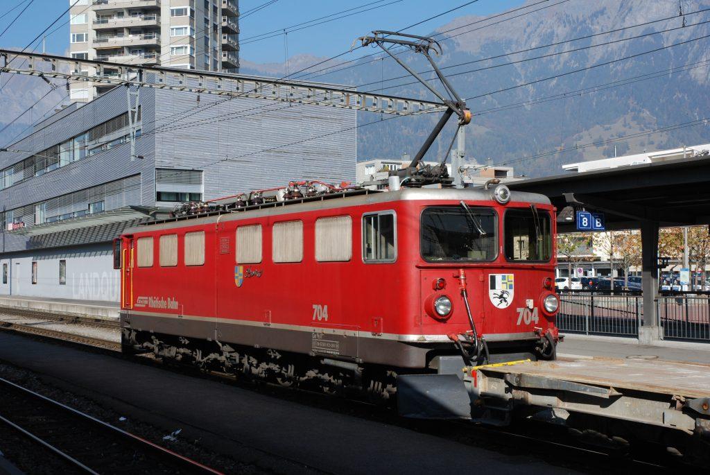Ge 6/6 II 704