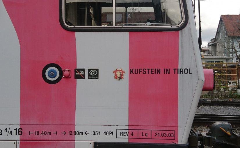 Wappen Kufstein in Tirol