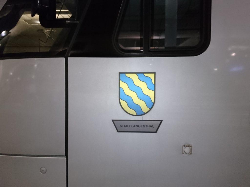 Wappen Stadt Langenthal