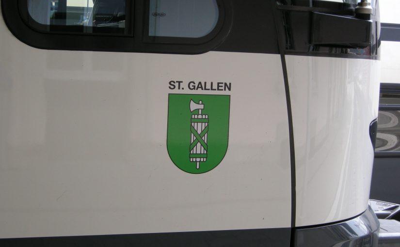 Wappen Kanton St. Gallen