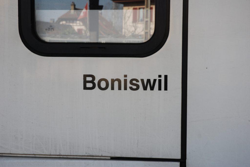 Namen Boniswil