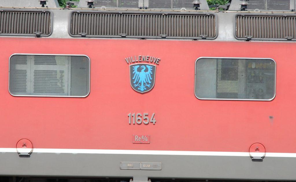 Wappen Villeneuve