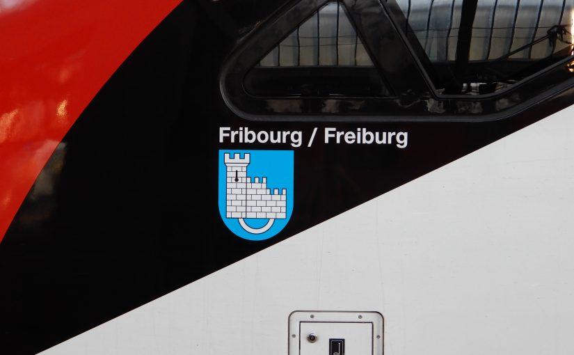 Wappen Fribourg/Freiburg