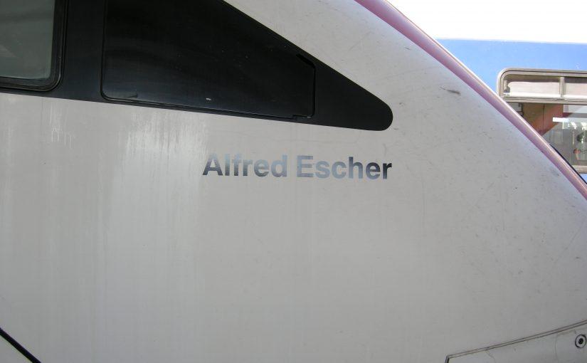 Namen Alfred Escher