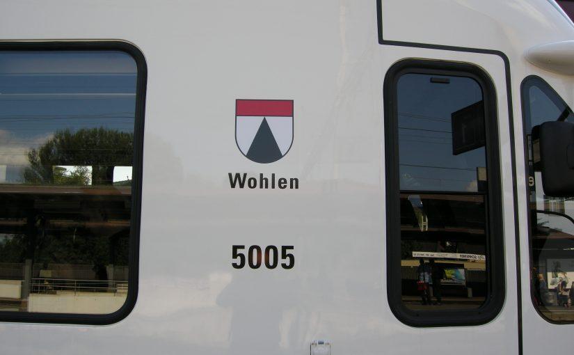 Wappen Wohlen