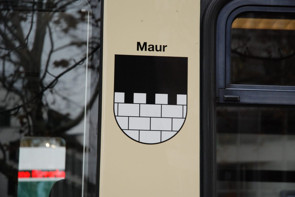 Wappen Maur