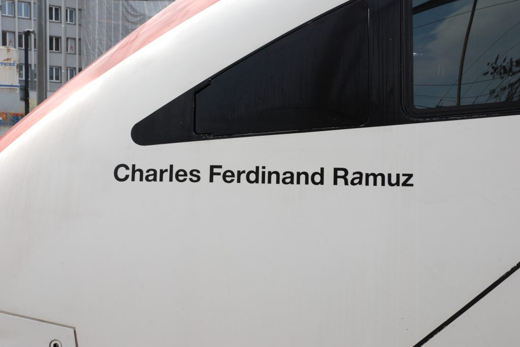 Namen Charles Ferdinand Ramuz