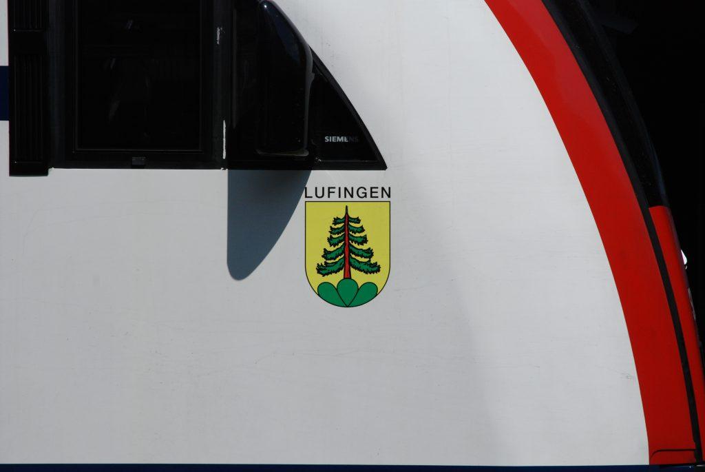 Wappen Lufingen