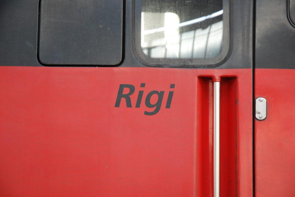 Namen Rigi