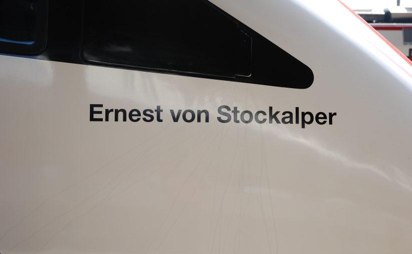 Namen Ernest von Stockalper