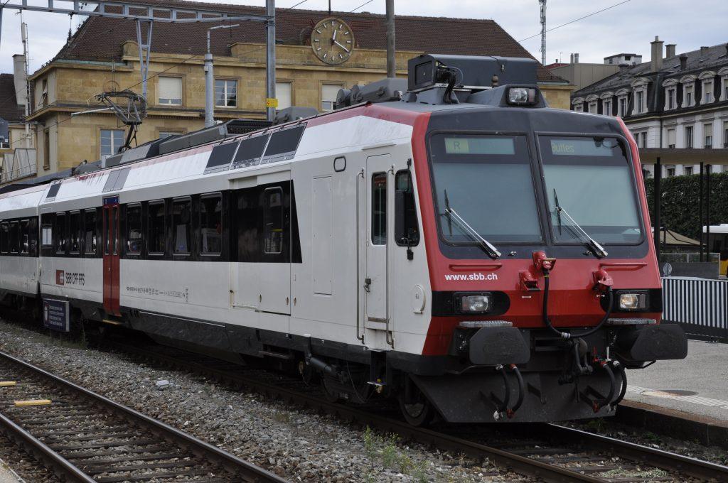 RBDe 560 277