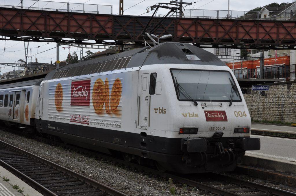 Re 465 004