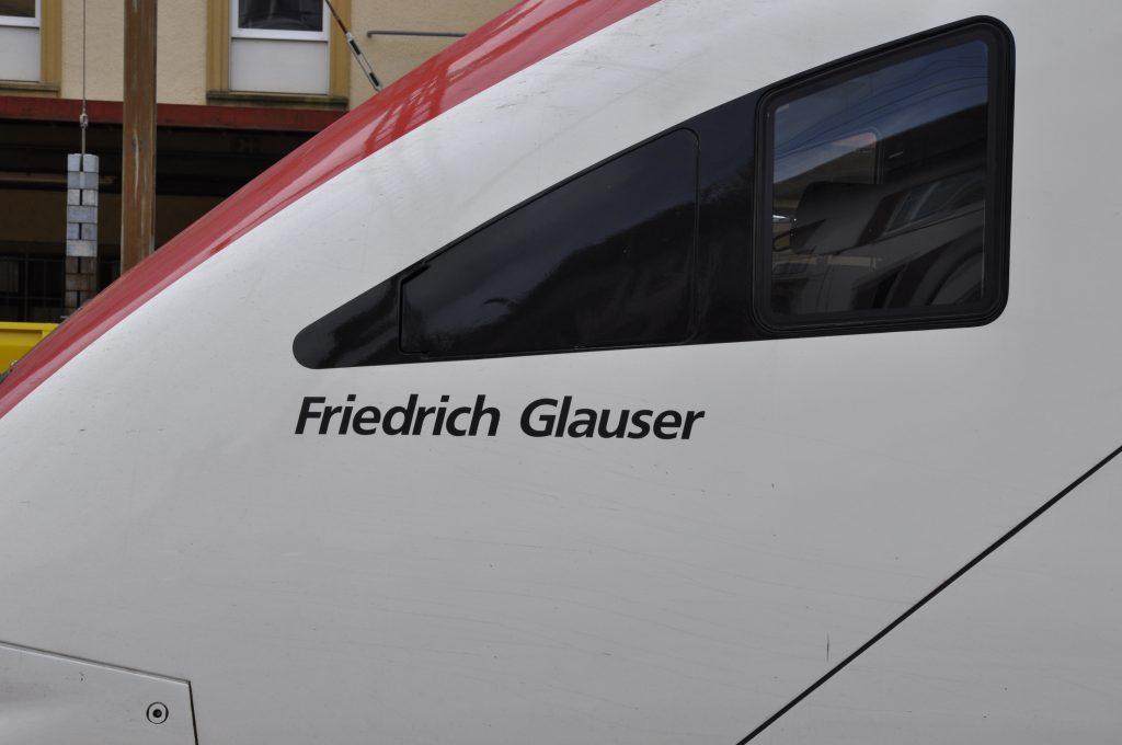 Namen Friedrich Glauser