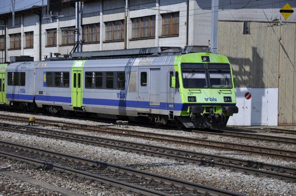 RBDe 565 727