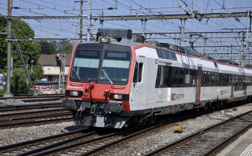 RBDe 560 287