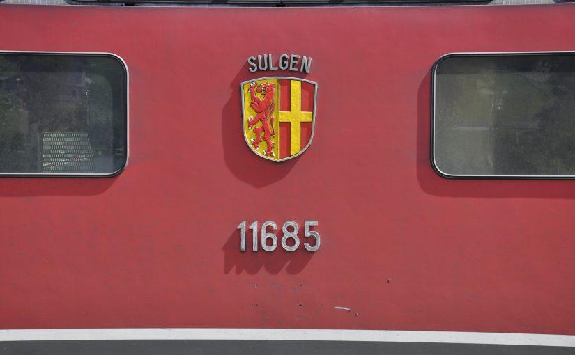 Wappen Sulgen