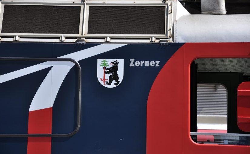 Wappen Zernez