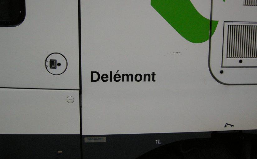 Namen Delémont