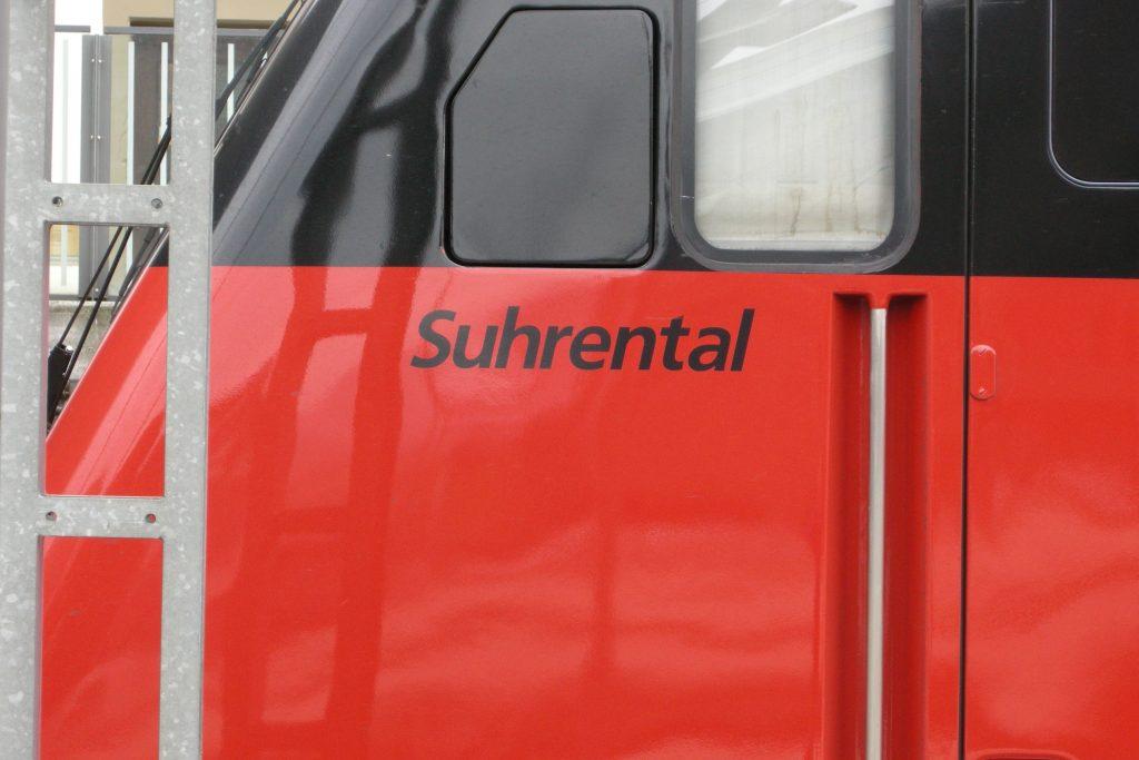 Namen Suhrental